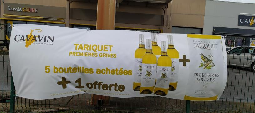 Promo 5+1 Offerte sur Tariquet Premières Grives